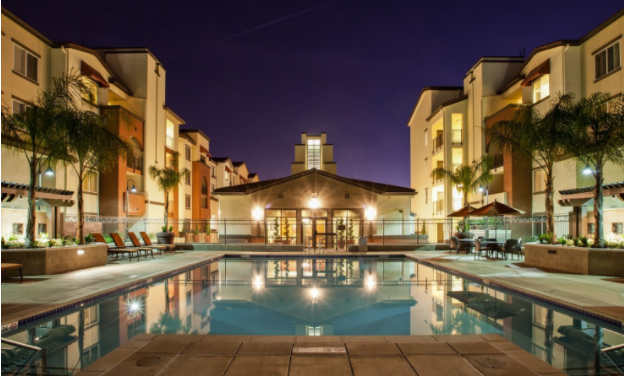 Via Apartments  (Sunnyvale, California)